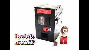 How to build a Working LEGO Vending Machine [TUTORIAL ...