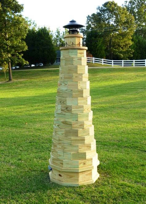 build  authentic  ft lawn lighthouse plans include
