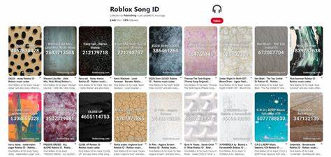 However, roblox decal ids are slightly different. Roblox Music Codes | Complete List of Over 600,000 for ...