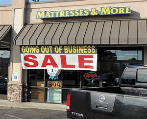 mattresses and more closing up shop after two decades in With boone mattress store