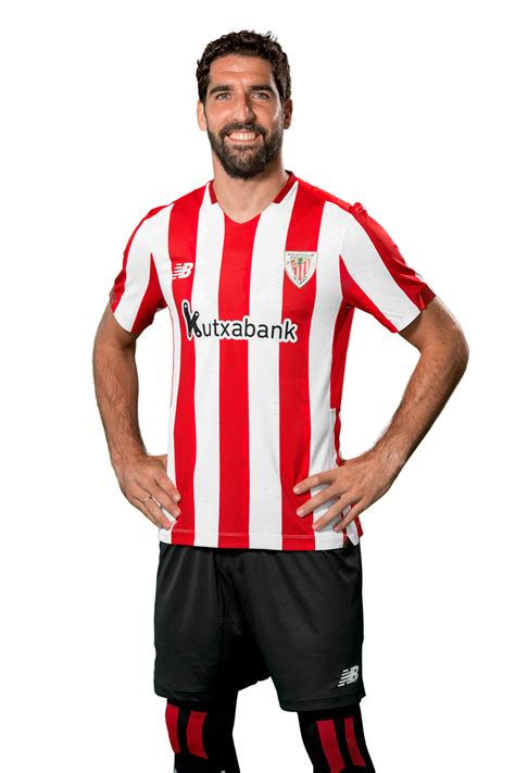 raul garcia player midfielder athletic clubs official website