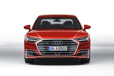 New 2017 Audi A8 Officially Revealed