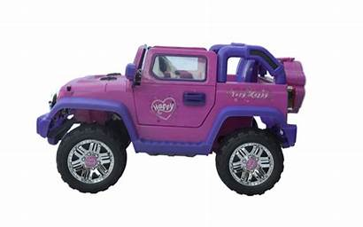 Jeep Cars Ride 4x4 Electric Side