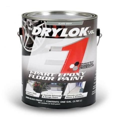 drylok epoxy floor paint drylok e1 1 part epoxy floor paint morristown lumber