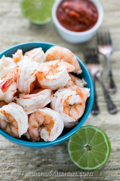 shrimp boiled easy recipe cooked recipes cooking quick them take use turn put after into control down