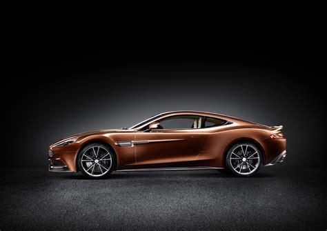 2013 Aston Martin Vanquish With More Powerful V12 Engine