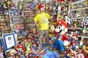Largest Collection Of Gaming Memorabilia  Guinness World
