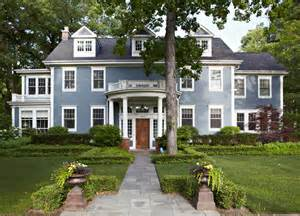 Surprisingly Georgian Colonial House Style by Get The Look Georgian Style Architecture Traditional Home