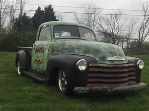 1950 Chevy Rat Rod  On S