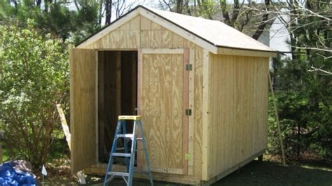 how much does an outdoor storage shed cost angie s list