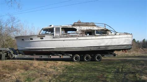 Boat Parts For Sale In Arkansas Craigslist by Another One Bites The Dust Maybe Classic Boats Woody
