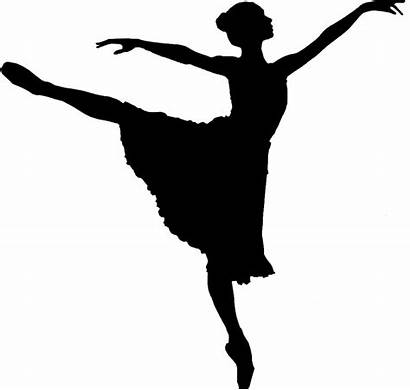 Dancer Clipart Silhouette Dance Clip Dancing Silhouettes