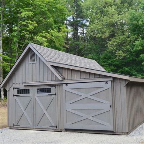 the shed river white river garages custom barns and buildings the