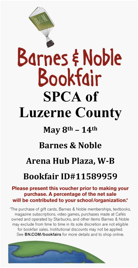 barnes and noble wilkes barre spca luzerne county northeast pa barnes and noble