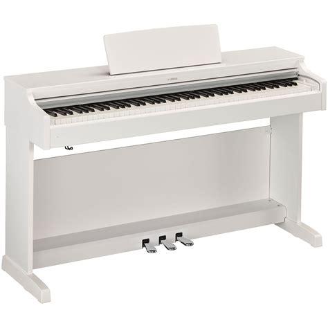 yamaha arius ydp 163 yamaha arius ydp 163 wh 171 pianoforte digitale