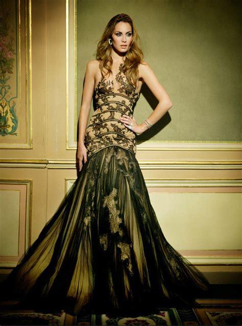 glamorous evening dresses haute couture  mario sierra