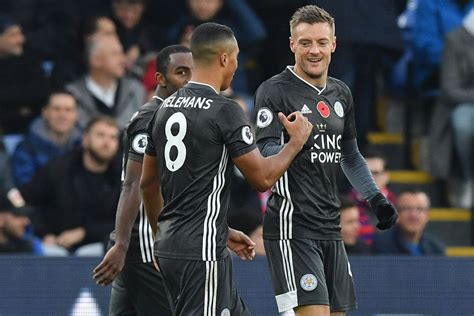 Crystal Palace vs. Leicester City - Football Match Report ...