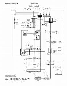 Electrolux Efdc317tiw2 Dryer Parts