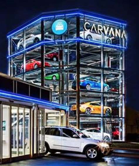 Carvana  A National Online Carbuying And Selling Service