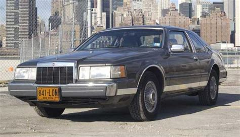 how cars engines work 1992 lincoln continental mark vii instrument cluster lincoln lincoln continental mark vii 1983 92