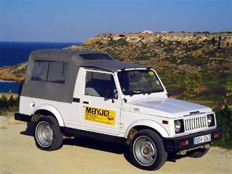 jeep maruti select a car mayjo car rentals