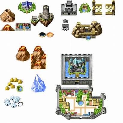 Rpg Maker Vx Tile Toy Background Ace