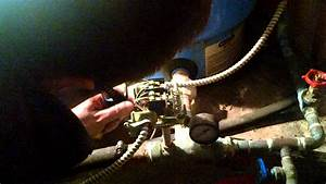 Pressure Switch 220 Volts Install