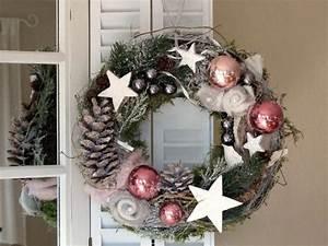 Weihnachtskranz Selber Machen : die besten 25 t rkranz weihnachten ideen auf pinterest t rdeko weihnachten selber machen ~ Markanthonyermac.com Haus und Dekorationen