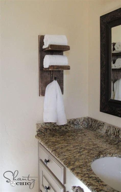 bathroom hand towel holder ideas  pinterest