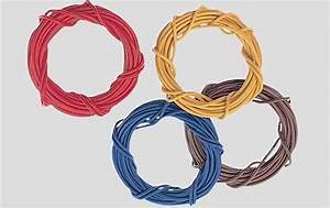 Kabel Braun Blau : m rklin 71060 kabel je 10 rollen rot blau braun gelb modellbahnen und modellautos online kaufen ~ Frokenaadalensverden.com Haus und Dekorationen
