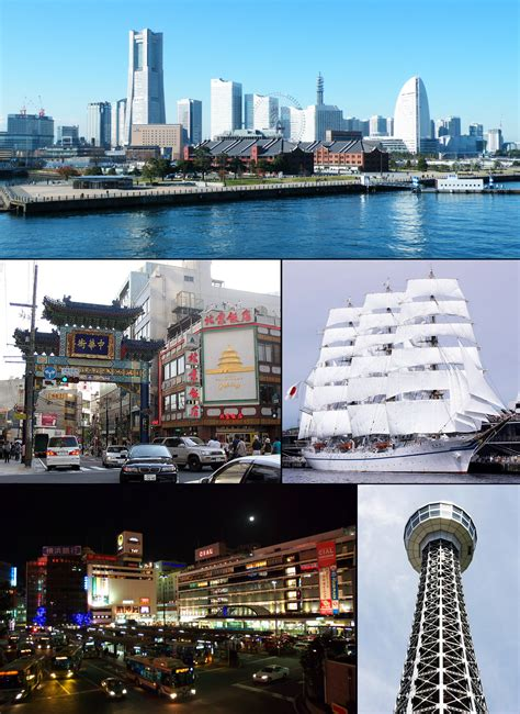From shopping to hotels to food, japan's attractions draws millions annually. Yokohama - Wikipedia