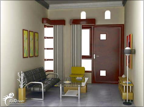 interior ruang tamu lantai  interior ruang tamu modern