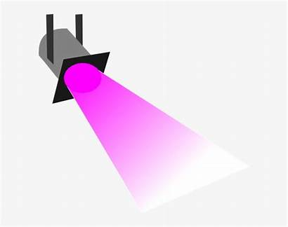 Spotlight Clip Clipart Spot Stage Lights Transparent