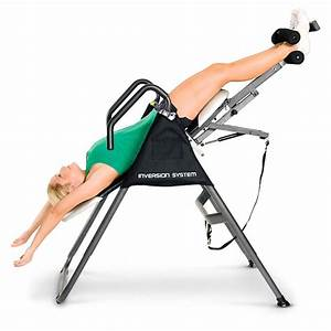 Chair-style Inversion System - 297357, Inversion Therapy ...