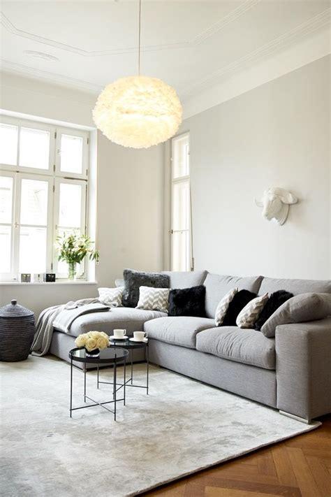 die besten  ideen zu graue sofas auf pinterest lounge