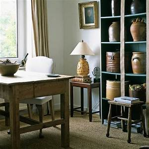 Colorful Lights For Your Room 42 Awesome Rustic Home Office Designs Digsdigs