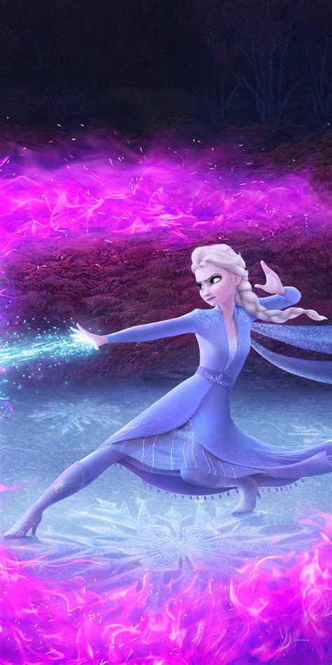 Check out this fantastic collection of elsa wallpapers, with 40 elsa background images for your desktop, phone or tablet. 1080x2160 Elsa In Frozen 2 One Plus 5T,Honor 7x,Honor view ...