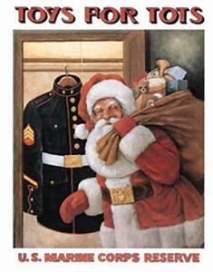 Toys for Tots Central Coast California