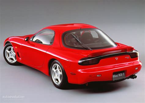 MAZDA RX-7 (FD) specs - 1992, 1993, 1994, 1995, 1996, 1997 ...