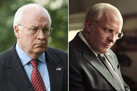 Christian Bale Transforms Into Dick Cheney First Vice