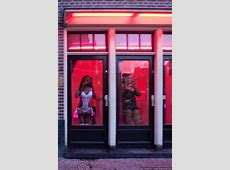 Red Light District in Amsterdam 23 pics