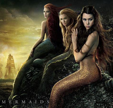 mermaids from of the caribbean 4 mermaids