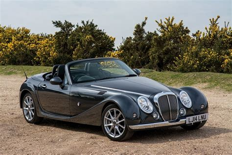 mitsuoka roadster  car review honest john