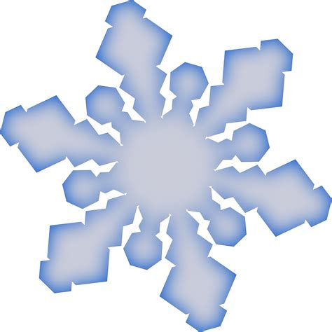 Snowflake Clipart Winter Snowflakes Clipart Clipart Panda Free Clipart