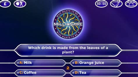 Who Want To Be A Millionaire Template Powerpoint With Sound by Powerpoint Template Who Wants To Be A Millionaire Choice