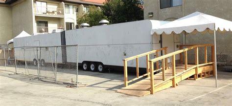 mobile kitchen rental company mobile kitchen trailer usa
