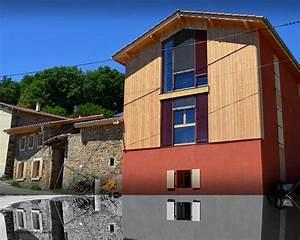 Maison Bioclimatique Passive : conception et r alisation de maison passive ~ Melissatoandfro.com Idées de Décoration