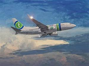 Telephone Transavia : transavia boeing 737 no2 painting by nop briex ~ Gottalentnigeria.com Avis de Voitures