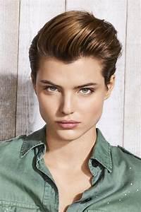 Coupe Courte De Cheveux Femme : coiffure courte coupes de cheveux courts album photo aufeminin ~ Dallasstarsshop.com Idées de Décoration