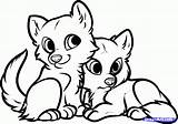 Wolf Coloring Pages Baby Print Clipartmag sketch template